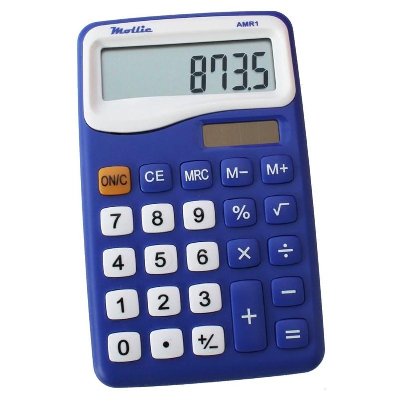 Miniräknare Gammal